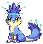 Peacat Pixel NEEDS A NAME by starlightzs