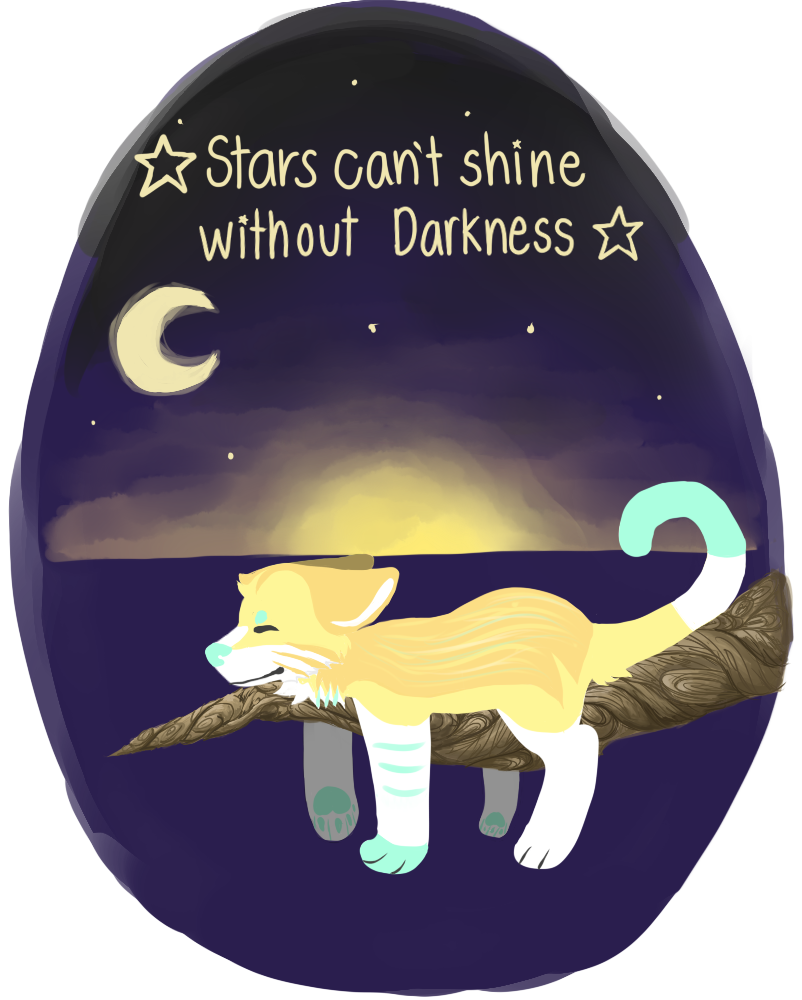 Stars Can't Shine Without Darkness by starlightzs