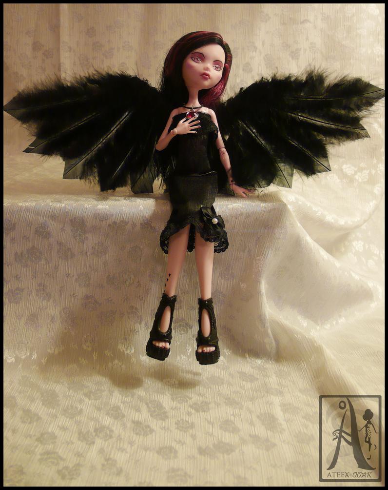 Beatrice OOAK - Wings by AtlasArtifex