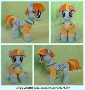 Windy Whistles Plushie - RD's Mom