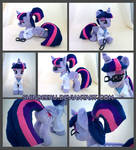 Twilight Sparkle Science Plushie
