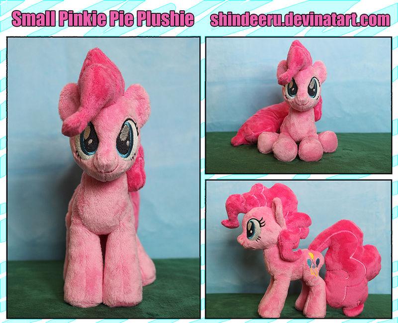Pinkie Pie Small Plushie