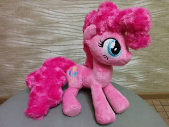 *FOR SALE* Rose Minky Fluffy Pinkie Plushie by shindeeru
