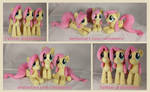 7'' Fluttershy Plushies *FOR SALE*