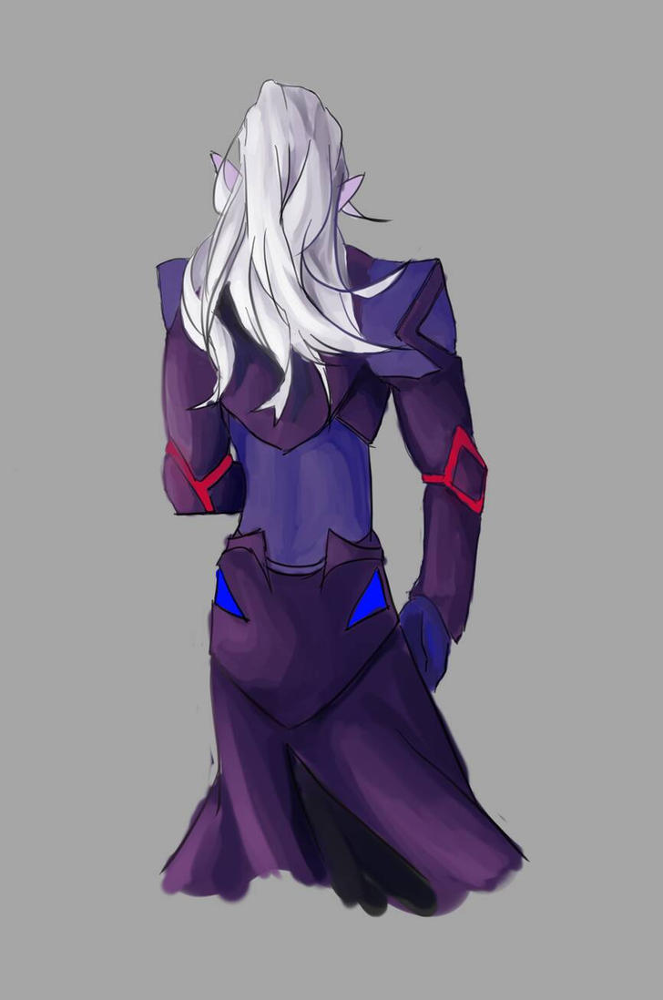 More Lotor by rounove