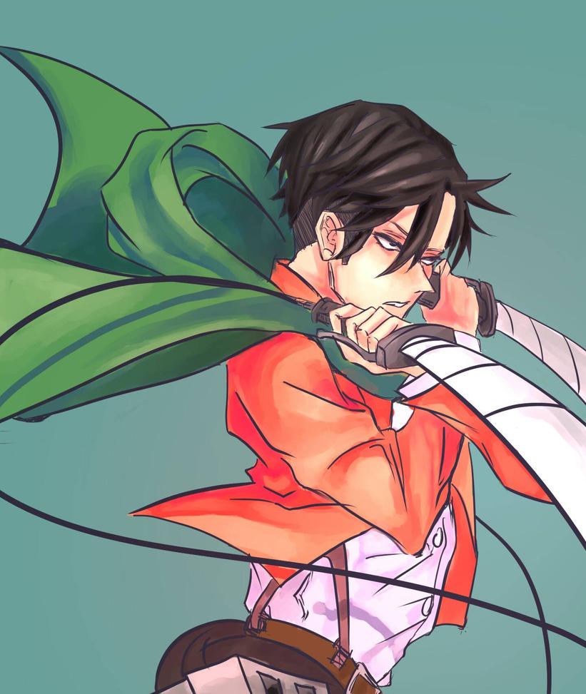 Levi by rounove