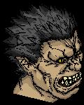 Human Zodd Head by DopeFiend5