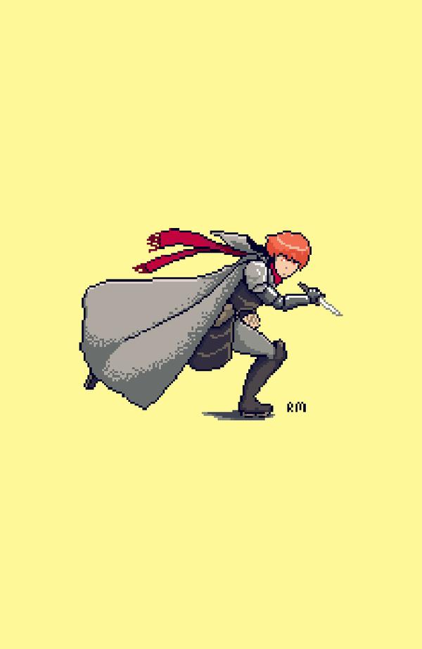 Pixel Polina by reymonstruo