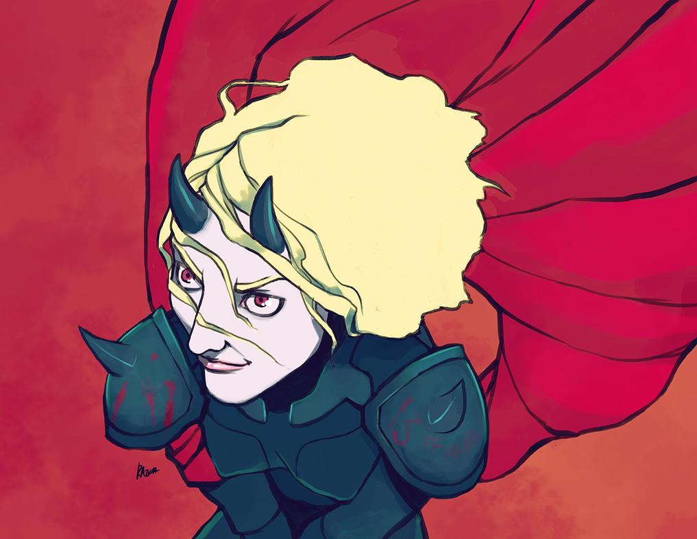 Devil by reymonstruo