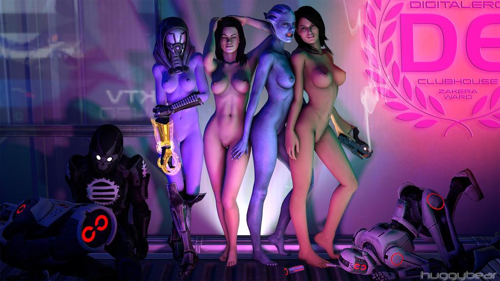 Фото голых игровых героев девушек 85729 фотография