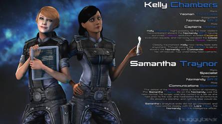 Afterword - Kelly / Samantha by HuggyBear742