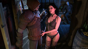 Witcher's Creed - Yennefer's Seduction [CLEAN] 2/5 by HuggyBear742