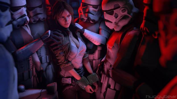 Star Wars - Rogue Infiltrator Part 2 [CLEAN] by HuggyBear742