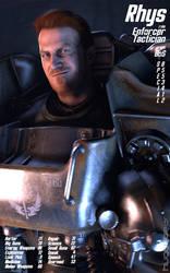 Fallout Stats - Rhys