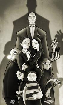 KidNotorious' Addams Family