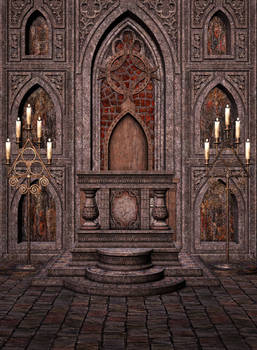 High Altar Free Background