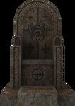 3D Throne