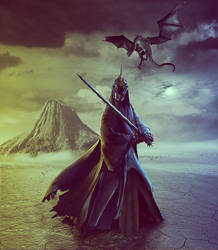 The Witch King by zememz