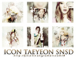 Icon Taeyeon snsd