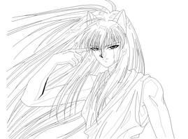 Youko Kurama - Blank by usagisailormoon20
