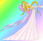 Neo Queen Serenity Colored