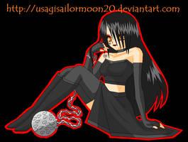..::Amy - Vampire Girl::.. by usagisailormoon20