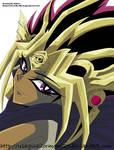 .:Pharaoh Atem 2 - Colored:.