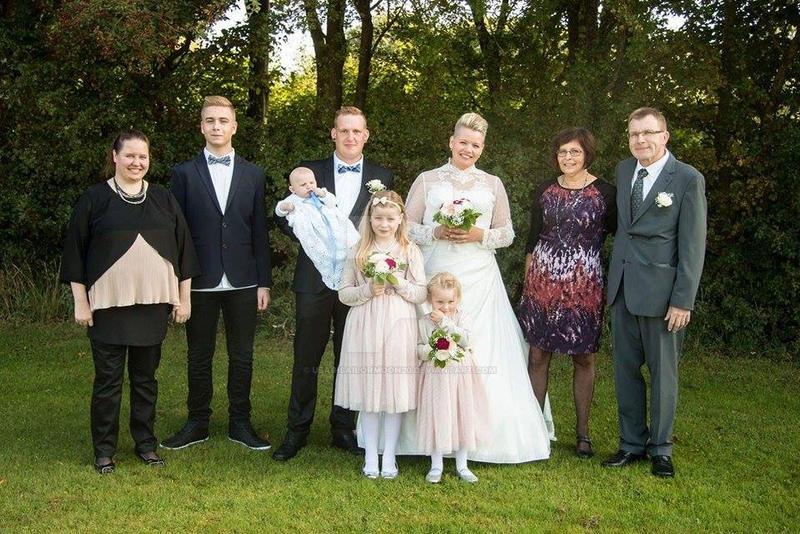 ..::Family Photo - Wedding day::..