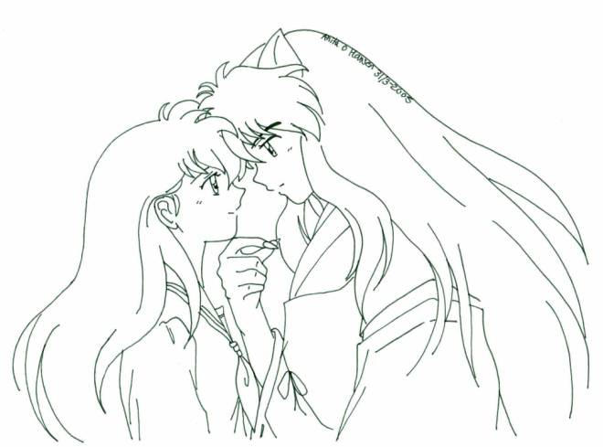 Love You Kagome By Usagisailormoon20