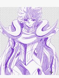 Kiki From Omega - Saint Seiya