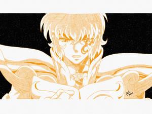 Leo Aiolia From Saint Seiya - Soul Of Gold Version