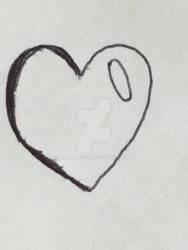 Inctober day 15: Heart