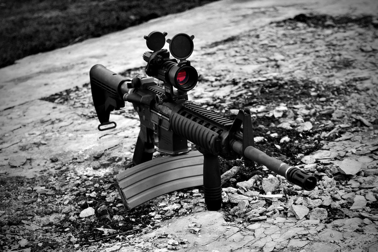 Western Arms M4 by Profail