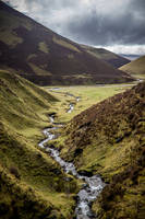 The Lead Hills of Scotland by Profail