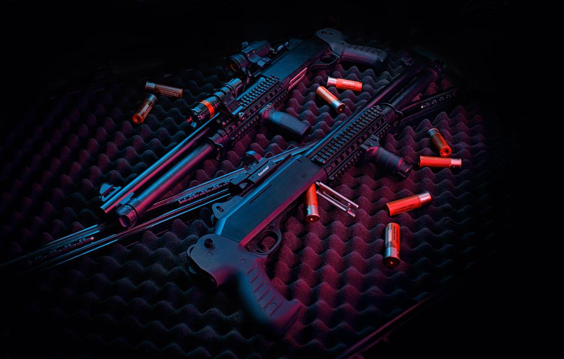 Shotguns by Profail