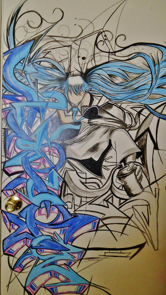 Door Art! by Precise24