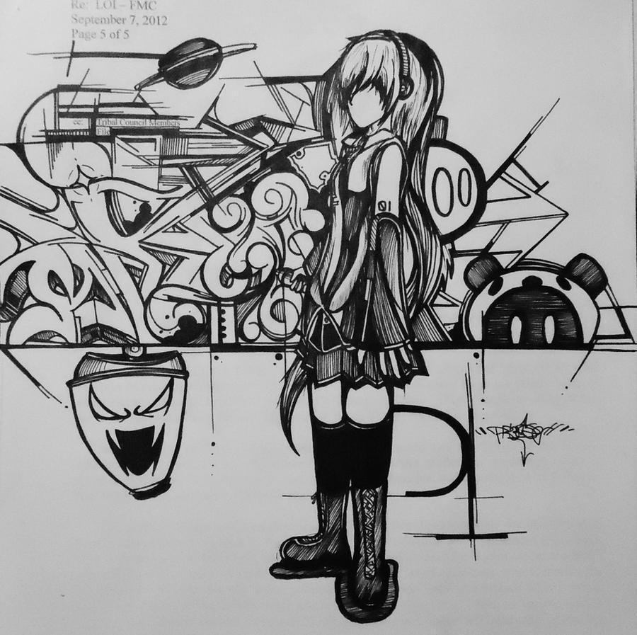 Miku by Precise24