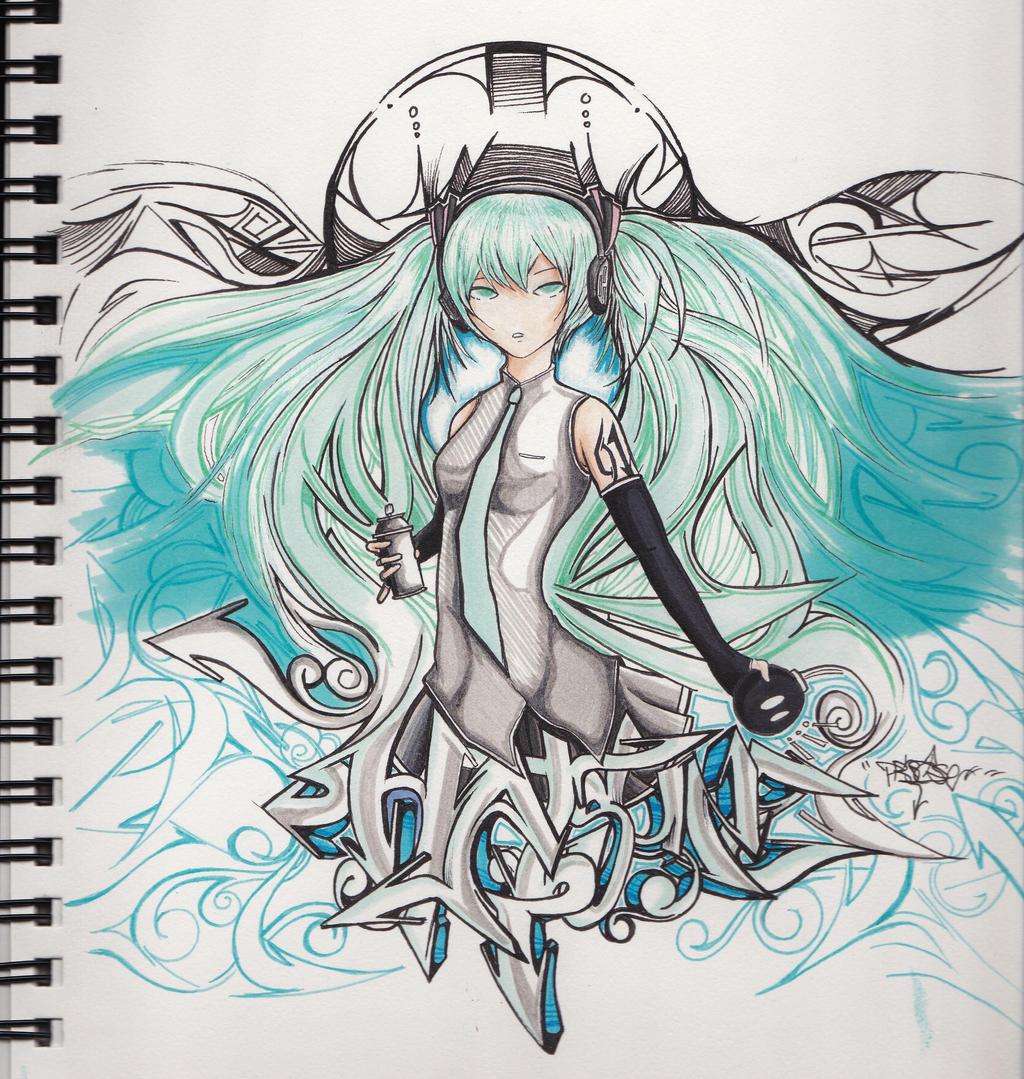 Hatsune! by Precise24