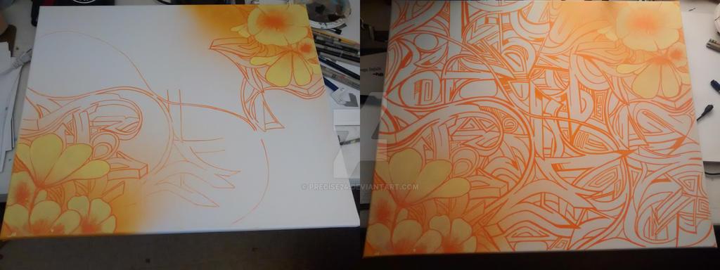 Poppy flowers by Precise24