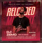 DJ Club Flyer Template
