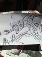 Alien by mrdjh