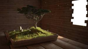 The Tree of life by simeonradivoev