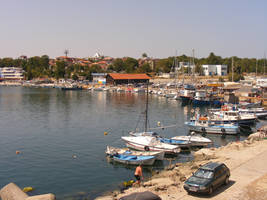 Carevo's Pier by simeonradivoev