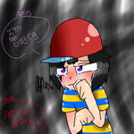 Ness, Why Are You Crying..?