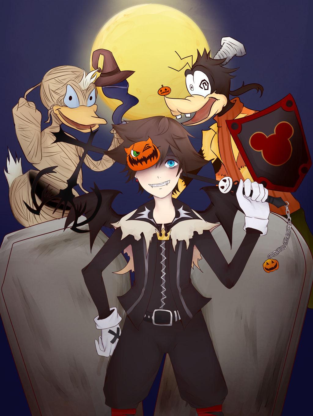 kh halloweentown