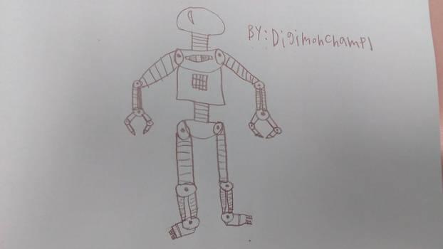 Zeno The Robot