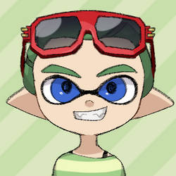 Thomas the Inkling 2.0 by AnimeGamer30
