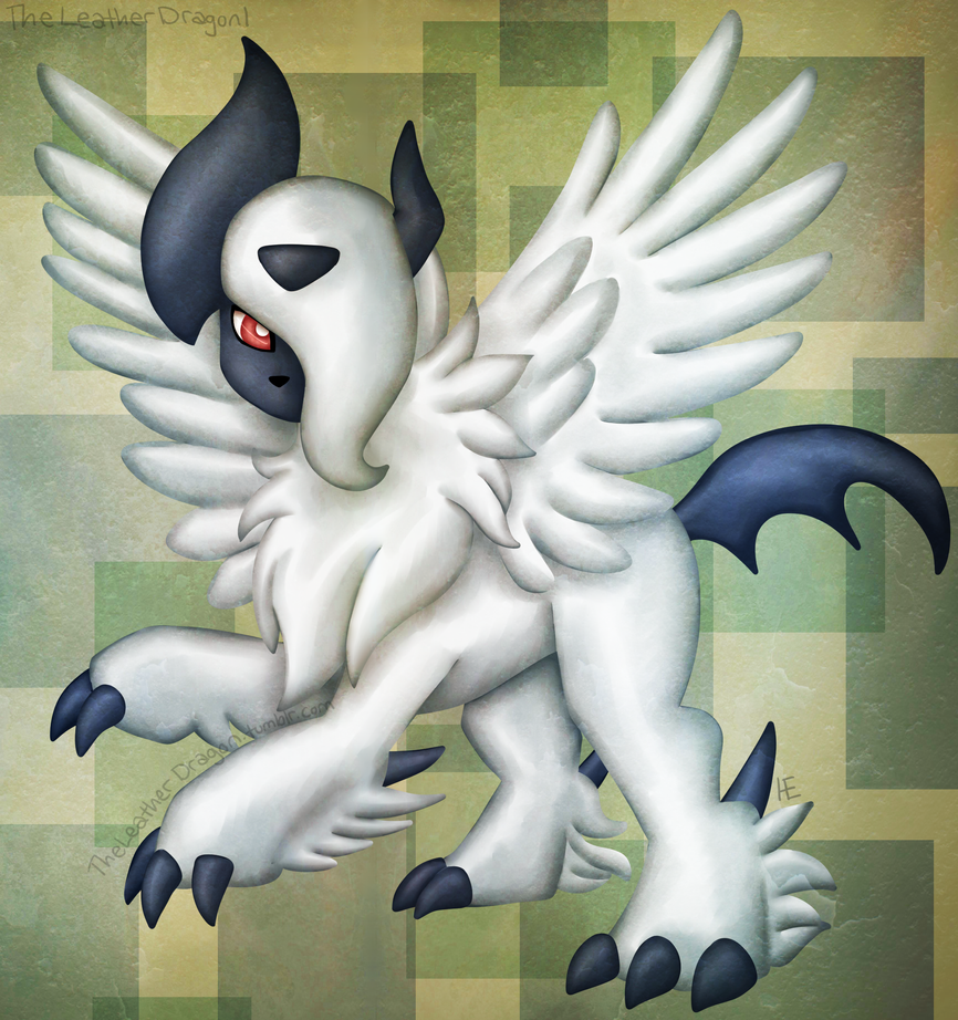 Mega absol by theleatherdragoni on deviantart - Absol evolution ...