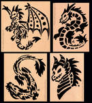 Tribal Doodles