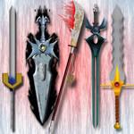 My swords ... their soul?